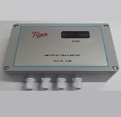 Route 2500 LCD Display from Route Calibration and loadcell manufacturing and loadcell systems