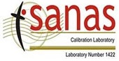 SANAS Calibration Laboratory for mass and intruments