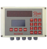 Route Calibration 910 weighing indicator